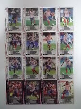 Panini WCCF 2009-10Atletico Madrid Complete 16 cards set
