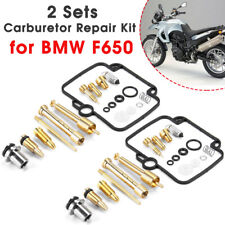 2 set Carburetor Repair Rebuild Tool Kit Mikuni BST33 carburetors for BMW F650