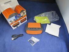 EcoXgear Gdi Egrx600 Ecorox Waterproof Floating Bt Bluetooth Speaker Orange