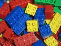 LEGO DUPLO 100 x Bausteine Haufen Steine Bausteine Duplosteine inkl Sondersteine
