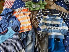 Toddler Boys Next Bundle 18-24 Months 1.5 -2 Yrs Jeans sweatshirt t shirt shorts