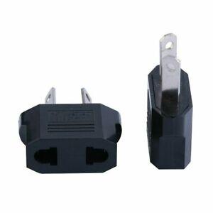 Two-Legged Power Conversion Plug Adapter Plug Travel Power Plug Eight-Foot BR