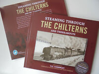 H C Casserley Met Ry LNWR GW GC Steaming Through The Chilterns - New from author