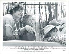 1980 Actor Brad Davis J Parker Karen Allen Small Circle of Friends Press Photo