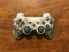 Official Sony PlayStation PS3 DualShock Camo Wireless Controller