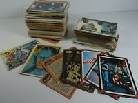 Vintage BATMAN Trading Collector Card 1966 Lot Approx 150+