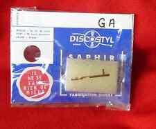 1 x saphir neuf  compatible Garrard GA / GC2  NOS compatible needle