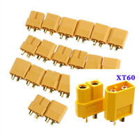 Hot Sell 10 pairs XT60 female / male bullet Connectors for RC Battery L5H1