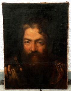 Musealer Altmeister+++Portrait 17. /18. Jht.+++Öl /Lw.+++