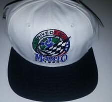 Mario ARRIVEDERCI 1994 Hat new with tags Vintage