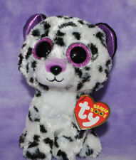 44790057148 TY Beanie Boo Boo s Claire s Exclusive Violet the Leopard 6