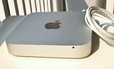 APPLE MAC MINI A1347 500GB CORE 2 DUO 2010 with power cord!