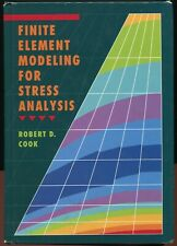 Finite Element Modeling for Stress Analysis by Robert D. Cook Hardcover