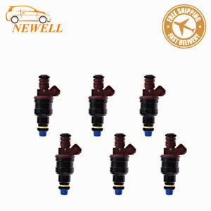 OEM Fuel Injectors Set Of 6 for Ford Explorer Ranger Mazda B4000 4.0L