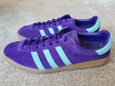 Adidas Originals Bermuda trainers size 11 very good condition with box purple