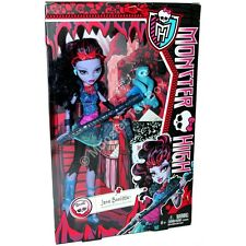 Jane Boolittle Monster High Doll Voodoo Sloth Authentic US Seller