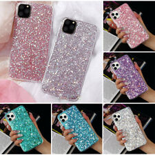 Bling Glitter Case Shockproof Soft TPU Cover For iPhone SE 2020 XR 11 8 Plus 6 7