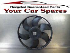 Renault Clio Radiator Fan 1.2cc 16v Petrol 01-04 Mk2