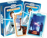 STAR WARS - LUKE SKYWALKER - PLAYING CARD DECK - 52 CARDS NEW - 52640