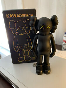 KAWS Companion 2004 Five Years Later Black  8 inch Collectible Mint Condition