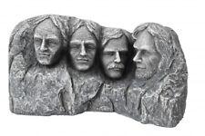 Mount Rushmore 19cm Aquariendekoration Polyrin Amerika USA Präsidenten Präsident