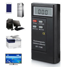 LCD Digitaler Detektor für elektromagnetische Strahlung EMF Meter Dosimeter