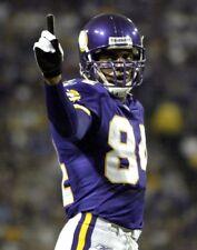 RANDY MOSS 8X10 PHOTO MINNESOTA VIKINGS FOOTBALL PICTURE NFL CLOSE UP