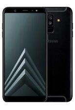 Samsung Galaxy A6+ Plus 2018  Smartphone 32 GB Black Nero Italia Brand Mono Sim