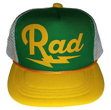Kid's Rad Radical Snapback Mesh Trucker Hat Cap Toddler Children GWY