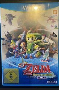 Wii u. zelda The windwaker HD