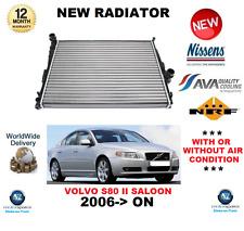 Per Volvo S80 II Berlina Radiatore 2006- > in Poi Nuovo Qualità OE
