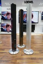LOEWE Stand Speaker  silber / schwarz / dark gold   Standlautsprecher Paarpreis