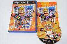Buzz Das Pop Quiz PS2 Sony PlayStation 2