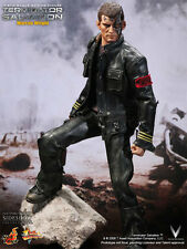 HOT TOYS TERMINATOR SALVATION Marcus Wright SAM WORTHINGTON 1/6 scale