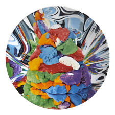 Play-doh Plate by Jeff Koons