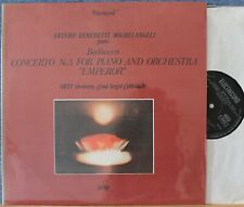 Michelandeli+Celibidache. Beethoven (Piano concerto 5). Electrecord ST-ECE 02600