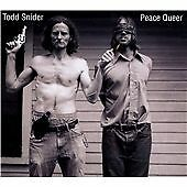 Peace Queer - Todd Snider (2008, CD New)