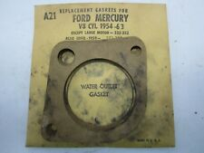54-63 Ford Mercury 272 292 Water Outlet Gaskets (8) STANT A21