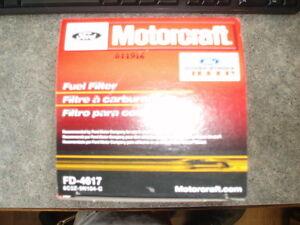 New MOTORCRAFT FD4617 Fuel Filter Ford F-250 F-350 F-450 Super Duty 6.4L OEM