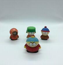 4 PERSONNAGES OFFICAL SOUTH PARK 1998 FUN4 ALL CORPORATION