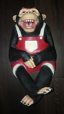 Rare Mask Illusions Rubber/Latex Hand Puppet - Female Monkey
