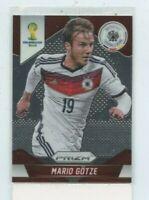 MARIO GOTZE 2014 Panini Prizm World Cup Soccer Rookie Card  #89 Germany