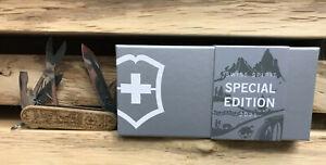 Victorinox Climber Wood Swiss Spirit Special Edition 2021 1.3701.63L21 Limited