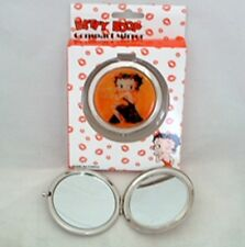 BETTY BOOP COMPACT MIRROR black dress NEW nwt
