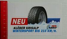 Aufkleber/Sticker: Kleber Krisalp Wintersport Reifen (201016109)