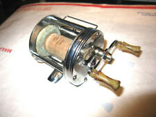 ANTIQUE/VINTAGE SOUTH BEND BAIT CO. NO. 450-B LEVEL WINDING FISHING REEL U.S.A.
