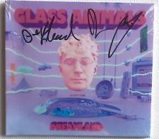 Glass Animals - Dreamland New & Sealed Hand Signed CD Autographed