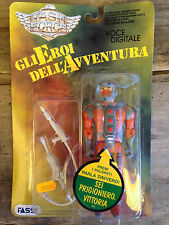 GLI HEROES OF THE'ADVENTURE FASSI,WITH VOCE DIGITAL,VINTAGE NEW CONDOR
