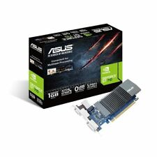 Asus Nvidia GeForce GT 710 Silent 1GB GDDR5 PC Gaming Graphics Card VGA/DVI/HDMI