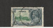 Jamaica, Postage Stamp, #111 Used, 1935